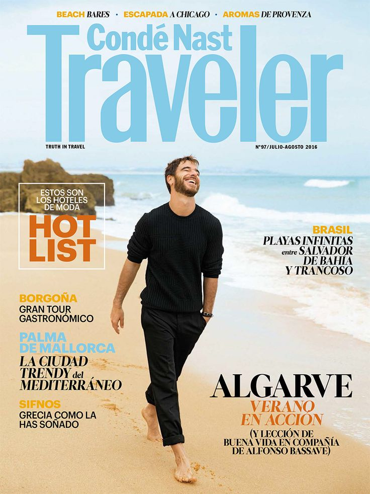 Número 97, julio-agosto. Algarve, verano en acción
