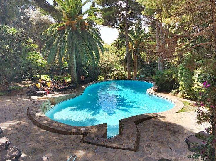 Dieser süße Pool gehört zum Hotel Lago Garden am Ortsrand des kleinen Fischerdorfs Cala Ratjada im Osten Mallorcas