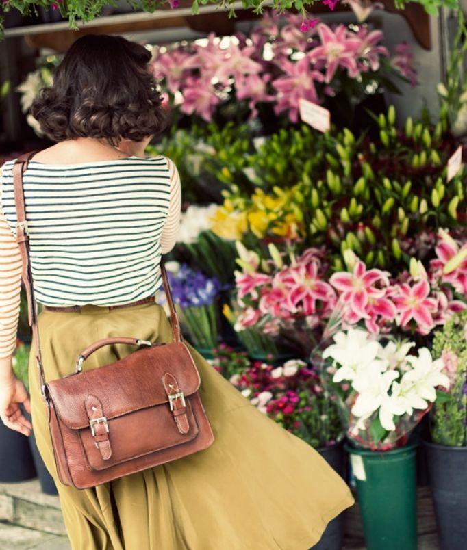 nice Стильные большие женские сумки (50 фото) — Какие существуют виды и где купить?