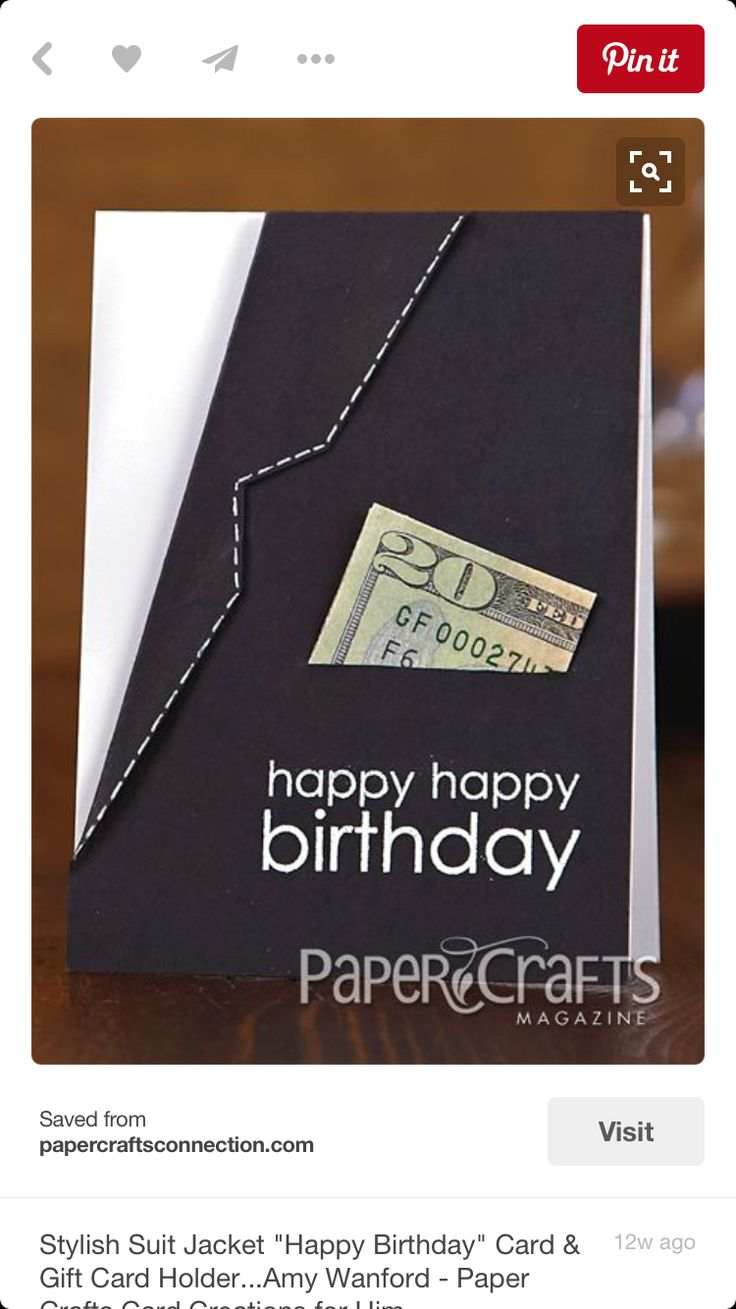 Best 25 Father Day Ideas On Pinterest Masculine Cards Man Card