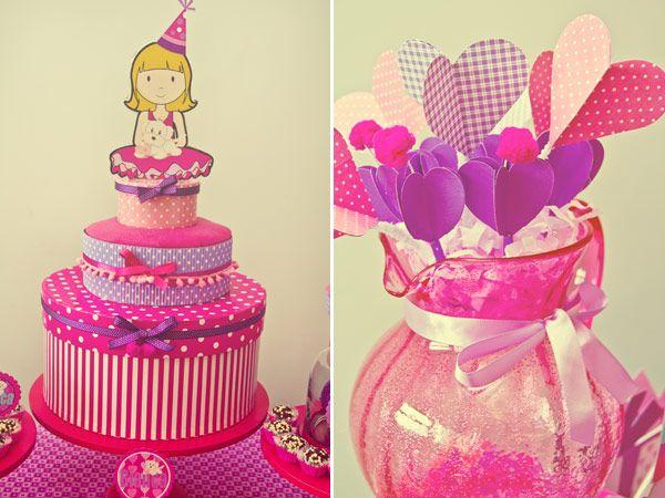 sugestão bolo para festa: Ideas For, Bolus, Festa Infantil, For Parties