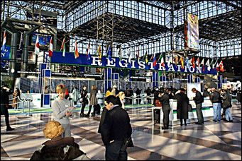 Wearable Technology Expo in NewYork, Javits Center.  Find out more here: http://wearable-tech-fashion.com/wearable-tech-show-2015-listings-and-locations #TechShow #FashionTech #WearableTech