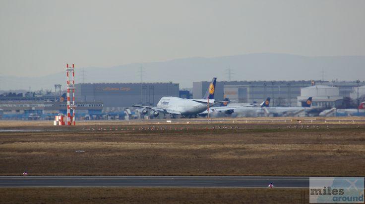 Stau Frankfurt Flughafen