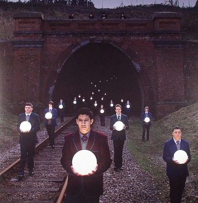 The Plea, Dreamers Stadium (Tunnel) by Storm Thorgerson