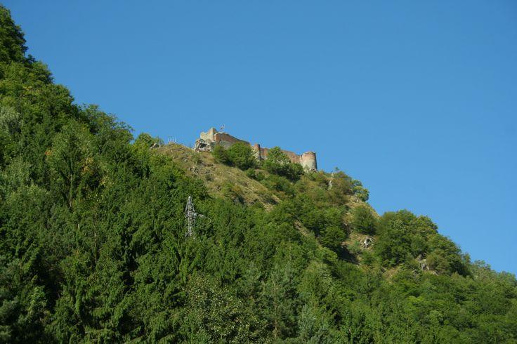 Poienari Fortress