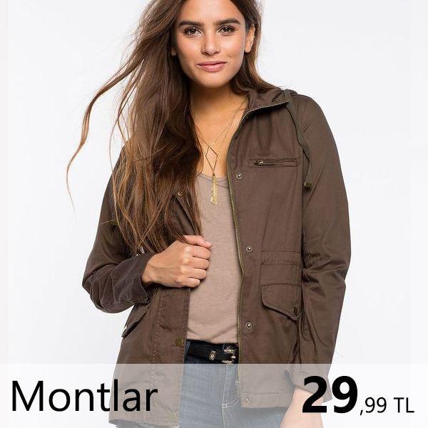 Bayan Mont Modelleri