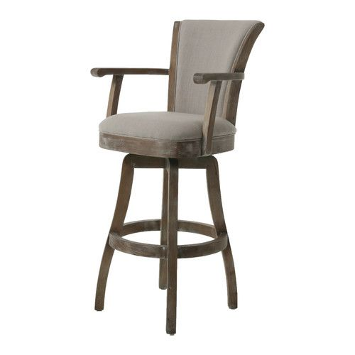 50 best BARSTOOLS ARMS images on Pinterest Swivel bar stools