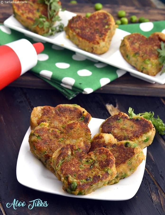 Aloo Tikkis ( Cooking with Kids) recipe \