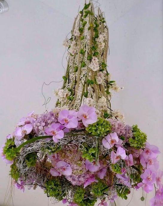 25 Best Ideas About Chandelier Centerpiece On Pinterest