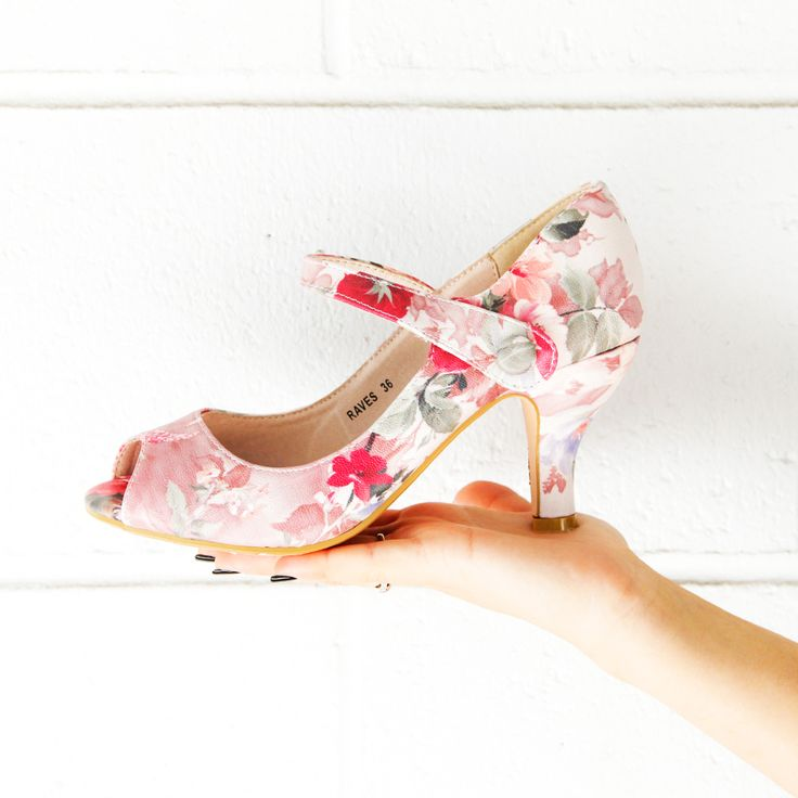 RAVES by I LOVE BILLY | This mary jane is a charming take on everyday chic