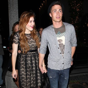 colton haynes and holland roden - Google Search