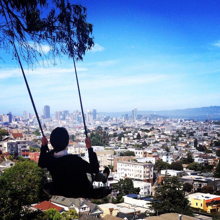 Billy Goat Hill Park, San Francisco, CA