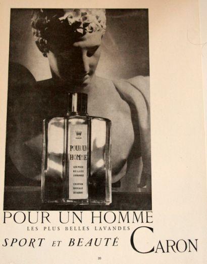 #caron #men 1954