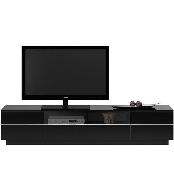 et design TV meubel TL 6202 is van hoge kwaliteit Duits hout. Door zijn simpelheid is deze TV meubel een eye-catcher in een trendy woonkamer. De oppervlakte van dit TV meubel is voorzien van een krasvrij glasplaat. TV meubel TL 6202 is geschikt voor TV's t/m 80 inch TV en heeft een draagkracht van 80 kg.