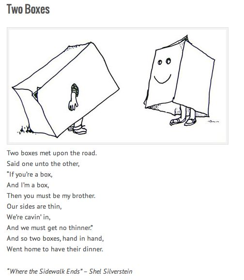 154 best images about Shel Silverstein Poems on Pinterest | Trees ...
