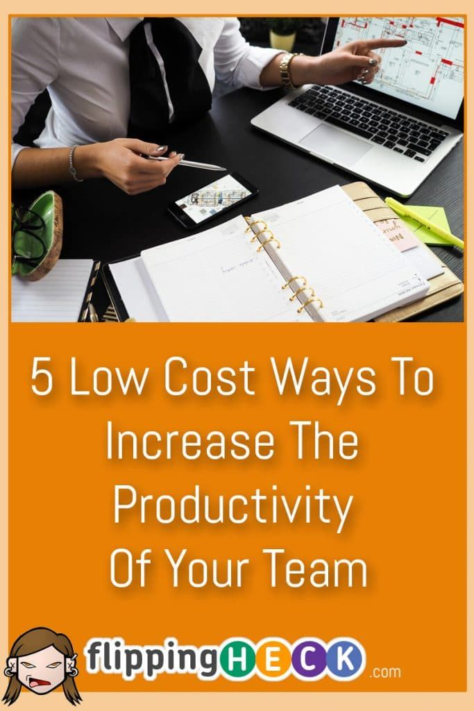 5 Low Cost Ways To Increase The Productivity Of Your Team You don't have to spend a fortune to ensure that your team is happy and productive. Sure, a pool table and ball pit are nice but there are some other, more cost-effective, techniques you can use to amp up your team's productivity. In this article we look at 5 low-cost ways you can help your… View Full Article…