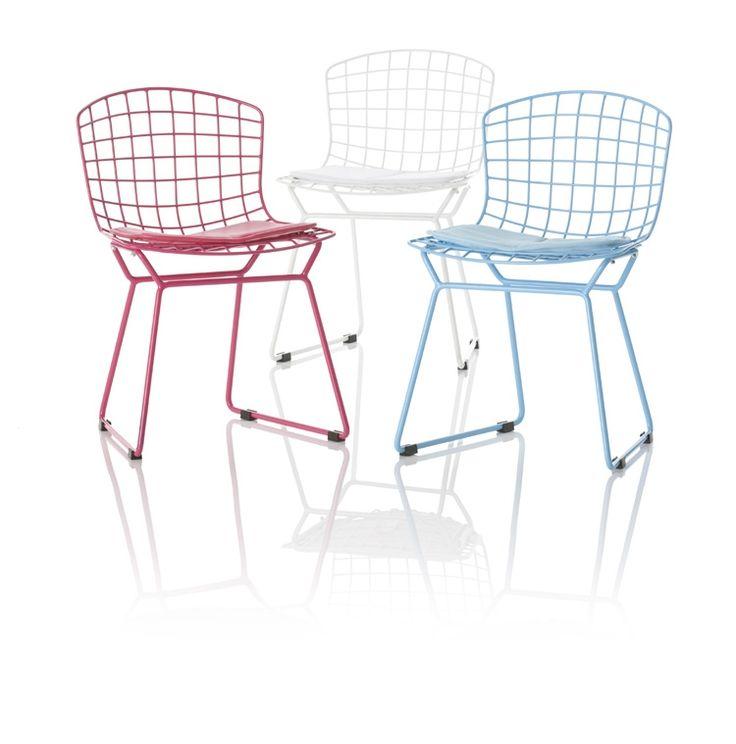 Miniature Bertoia Chair Replica By Little Nest.