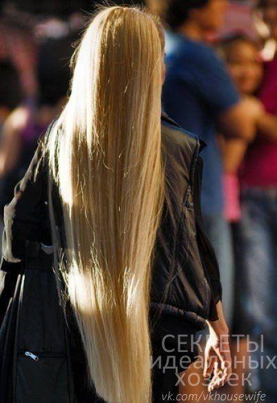 8 способов быстро отрастить волосы | Дачный сад и огород