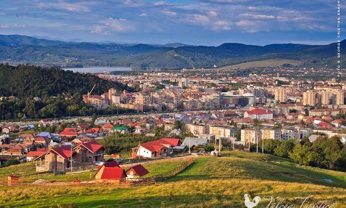 Râmnicu Vâlcea is the capital city of #Vâlcea County, #Romania