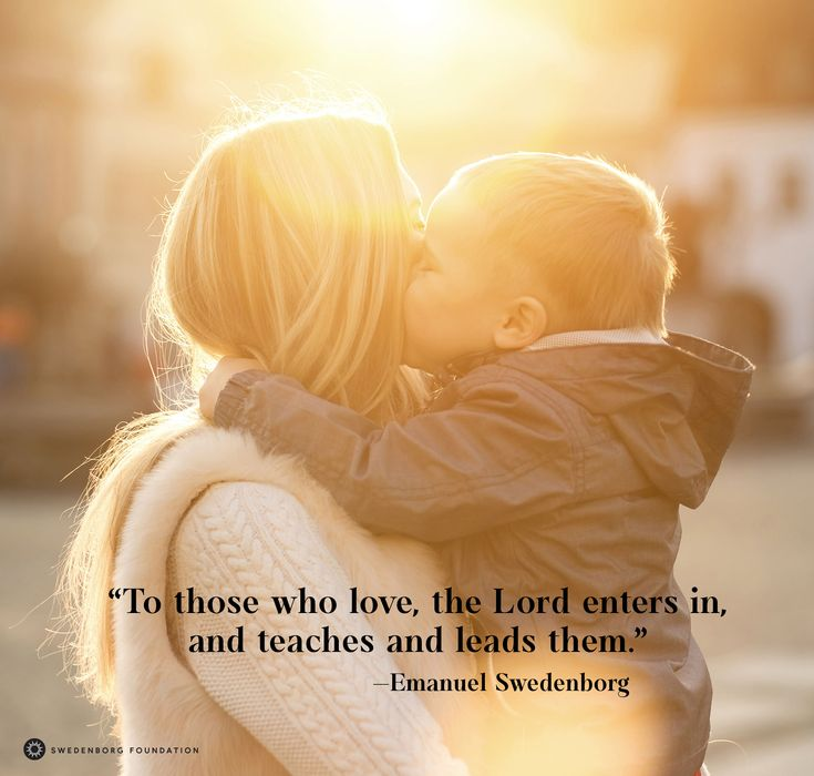 """""""To those who love, the Lord enters in, and teaches and leads them.""""  —Emanuel Swedenborg, Apocalypse Explained §213  To learn more about this idea, check out our Swedenborg and Life episode, """"How to Love"""" here: https://www.youtube.com/watch?v=i1vLrF-BeGY&utm_content=buffer2cd85&utm_medium=social&utm_source=pinterest.com&utm_campaign=buffer"""