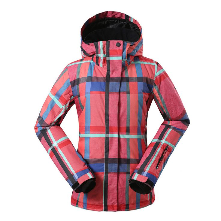 4 sizes Ski Snowboard Jacket Women Female Size XS-L Waterproof Winter Snow Coat Lady Sport Thermal Spandex Anorak Clothes