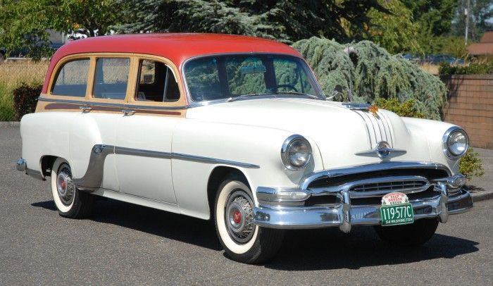 Vintage station wagons come to the LeMay – America's Car Museum