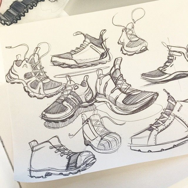 366 best footwear gt sketch images on pinterest product