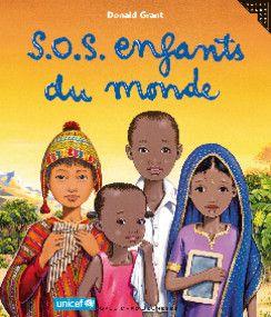LECTURE - S.O.S. enfants du monde - Tous les enfants du monde ont droit à la santé, à l'éducation, à l'égalité et à la protection. Trois histoires passionnantes mettent en scène la vie quotidienne de quatre enfants sur des continents différents : En Inde,Talika est orpheline et travaille clandestinement dans une fabrique de tapis. Son rêve est d'aller à l'école...
