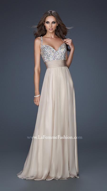 La Femme 16802   La Femme Fashion 2014 - La Femme Prom Dresses - Dancing with the Stars