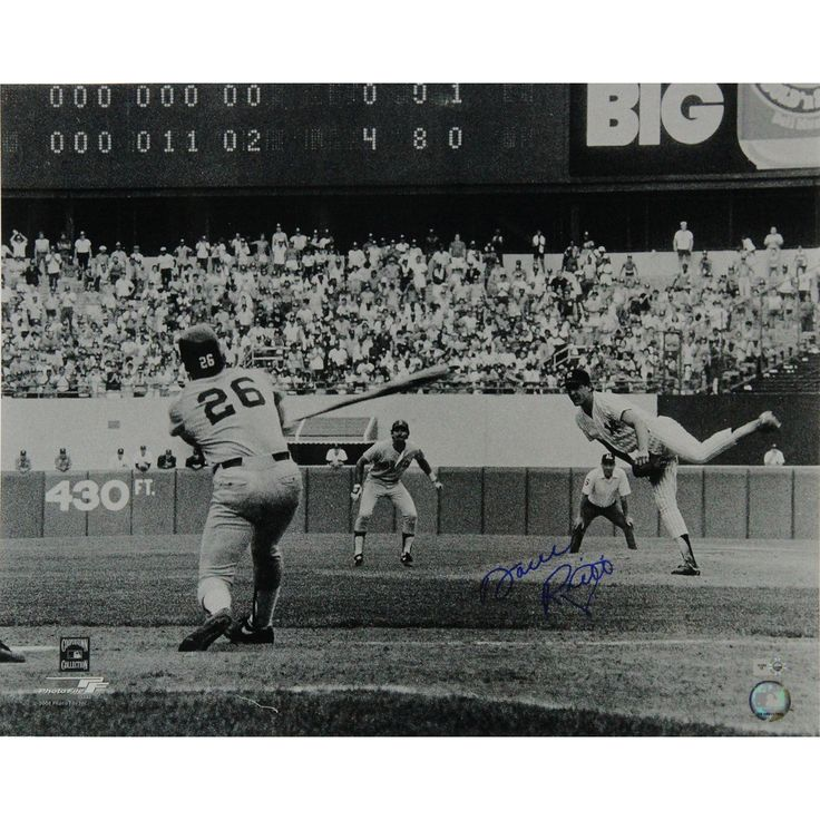 Dave Righetti No Hitter Scoreboard 16x20 Photo (MLB Auth) - Dave Righetti began his career as a starter when he won the AL Rookie of the Year Award in 1981 and threw a no-hitter on July 4 1983. As a closer he pitched in 2 MLB All-Star Games. He was the 1st player in history to both pitch a no-hitter and also lead the league in saves in his career. This Dave Righetti product is guaranteed authentic and includes a Steiner Sports Certificate of Authenticity and an accompanying tamper-evident…