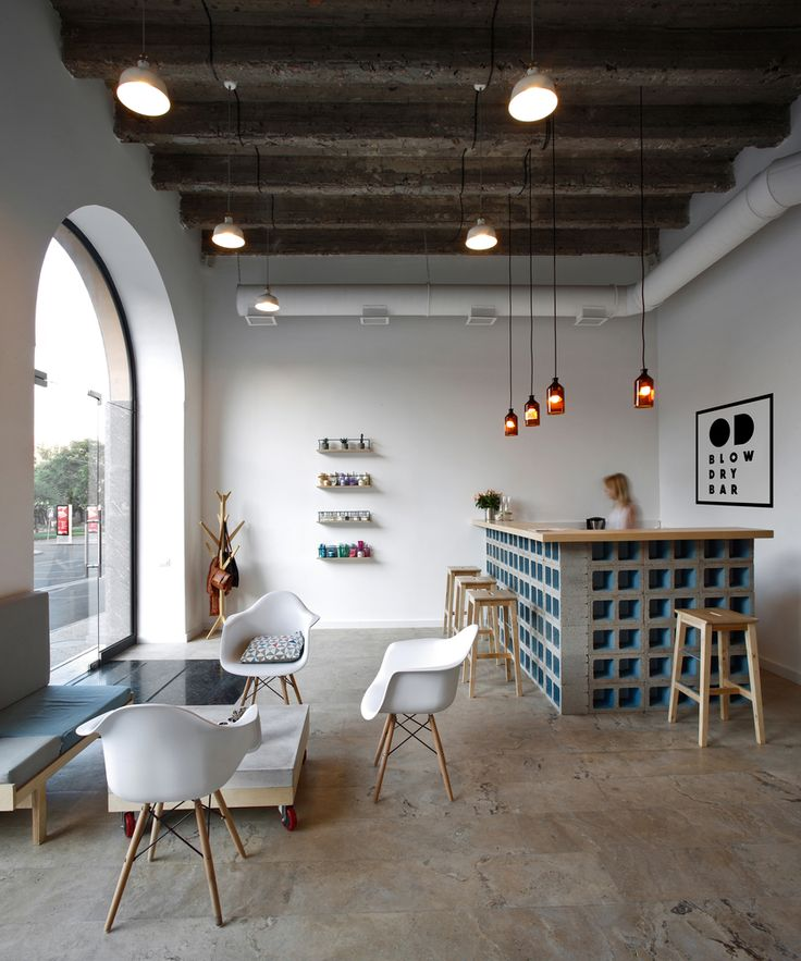 Gallery of OD Blow Dry Bar / SNKH Architectural Studio - 5