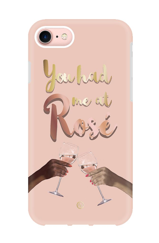 You had me at Rosé SHOCKPROOF