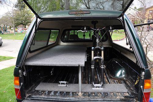 Ot Dirtbag Chalet Revisiting The Truck Bed Platform