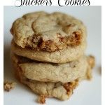 Snickers Cookies + Party Punch Recipes  #SpookyCelebrations