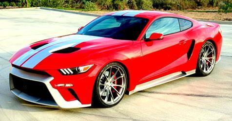 ZeroTo60 Mustang GTT                                                                                                                                                                                 More