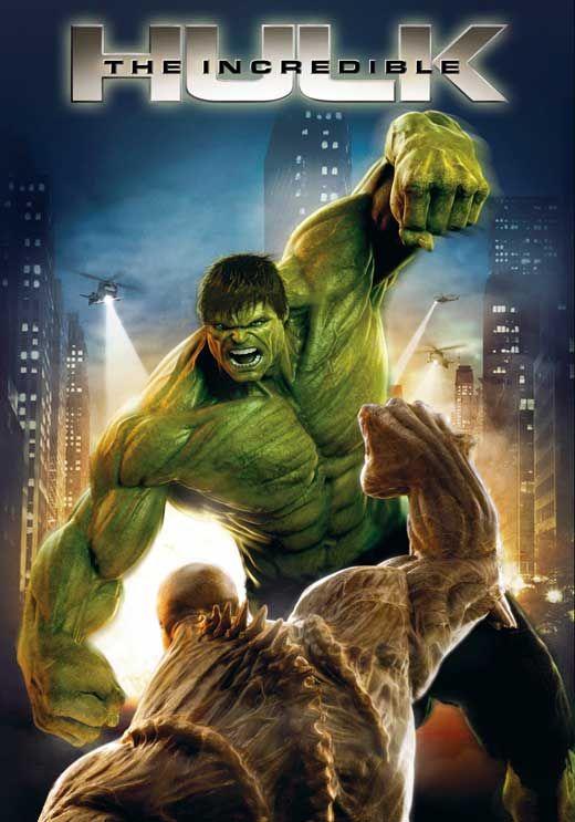 The Incredible Hulk (2008). Edward Norton, Liv Tyler, Tim Roth, William Hurt. Superhero | Sci-fi | Action.
