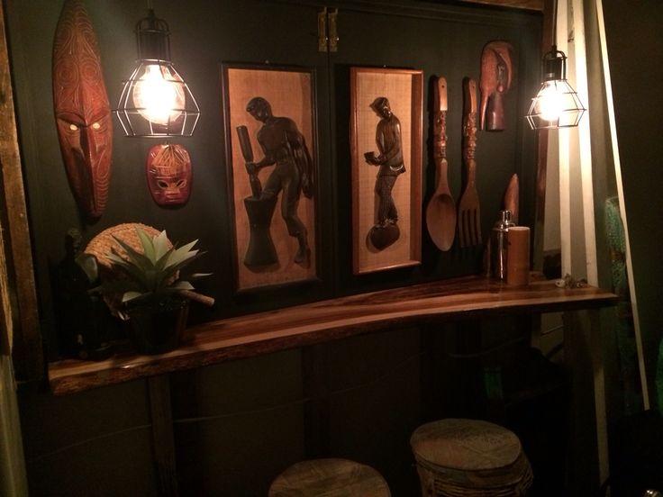 Man Cave Tiki Bar : Best tiki times images on pinterest decor