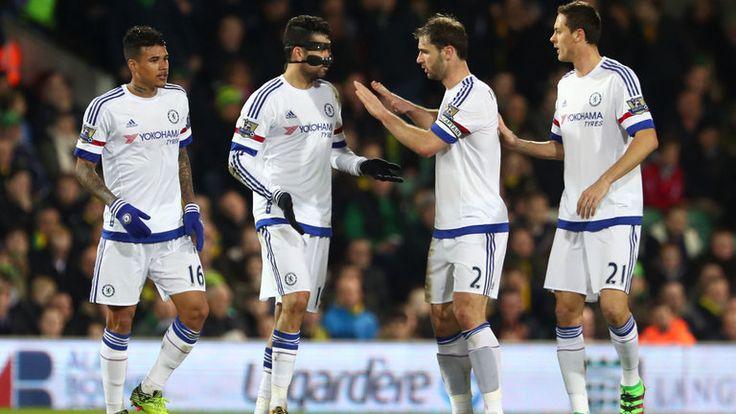 Norwich 1-2 Chelsea: Kenedy scores fastest Premier League goal of season