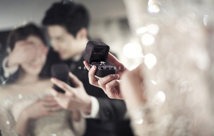 Korea pre wedding photography, Korean pre-wedding photo studio, pre wedding…