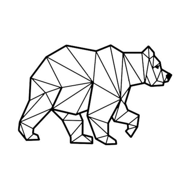 Drawing Animals In The Zoo Drawing On Demand Geometrische Kunst Geometrische Zeichnung Geometrisches Tattoo