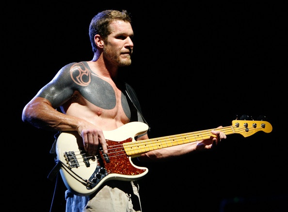 rage against the machine bass