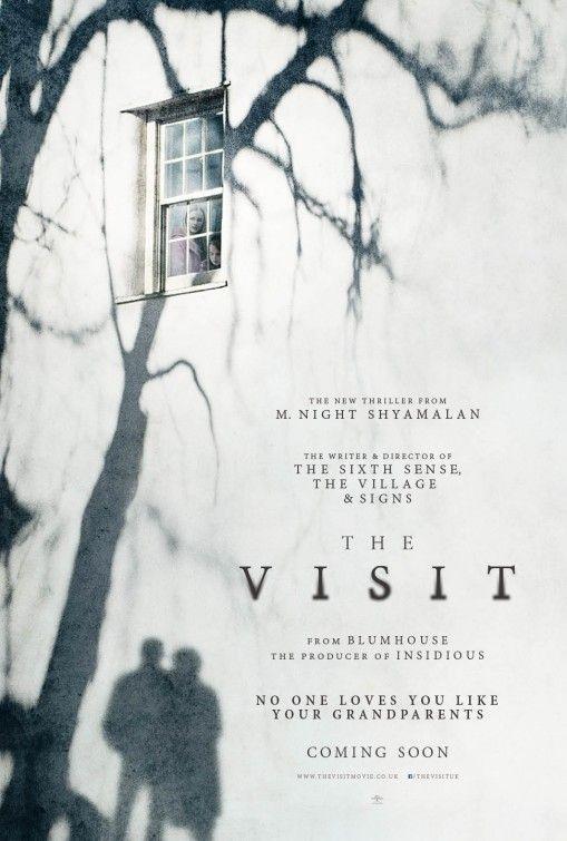 Vu ✅ The Visit – Le film d'horreur de 2015
