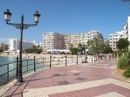 santa eulalia Ibiza The city that's alive the whole year