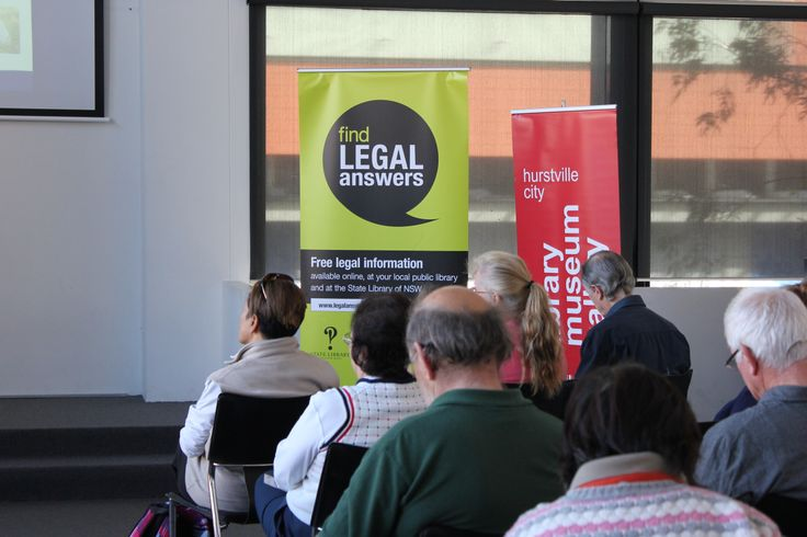 Great turnout for #lawweek2014 @Hurstville LMG #findlegalanswers http://www.legalanswers.sl.nsw.gov.au/