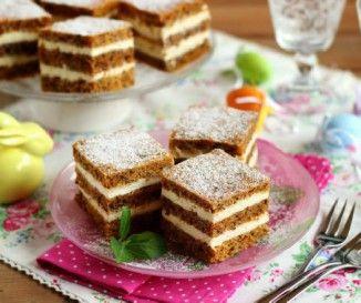 Fehér csokis kekszszelet Recept képpel - Mindmegette.hu - Receptek