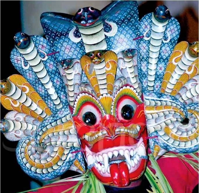 This is a Traditional Mask.