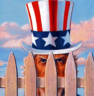 El imperialismo americano y tú: http://masdimensiones.com/a032.html