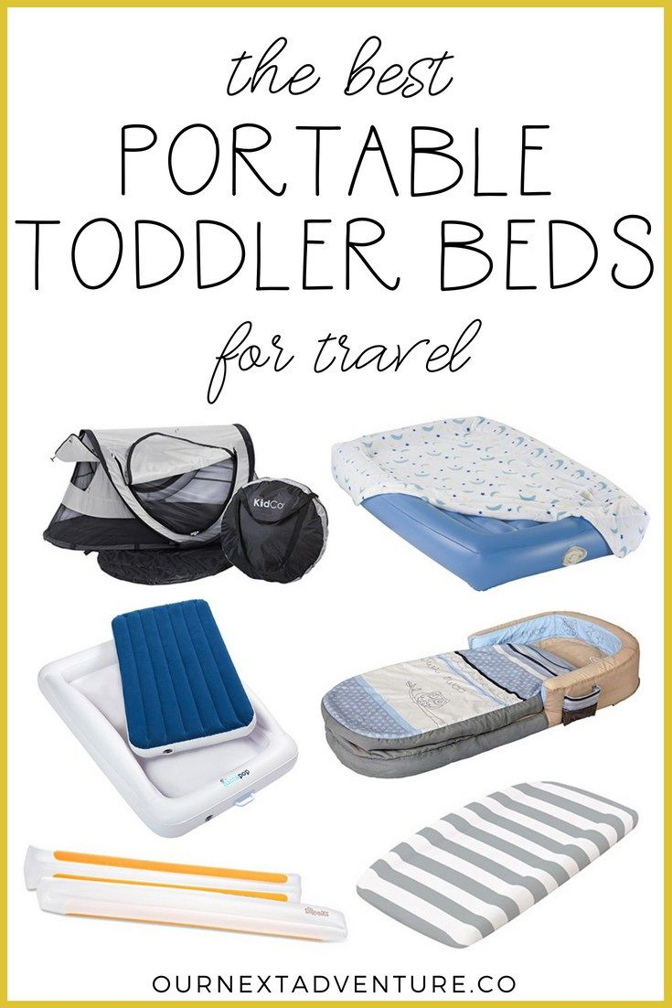The Best Portable Toddler Beds For Travel Portable Toddler Bed