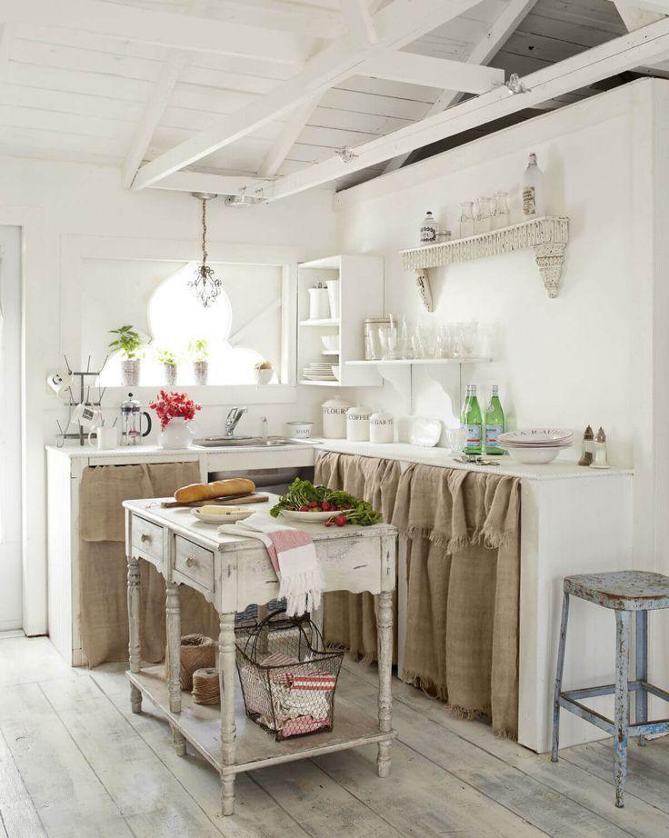 24 Einzigartige Kuchenschrank Vorhang Ideen Fur Eine Entzuckende Hauptdekor Art Home Decor Styles Country Kitchen Decor