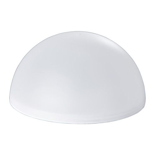 SOLVINDEN LED solar-powered lighting IKEA Easy to use because no cables or plugs are needed.